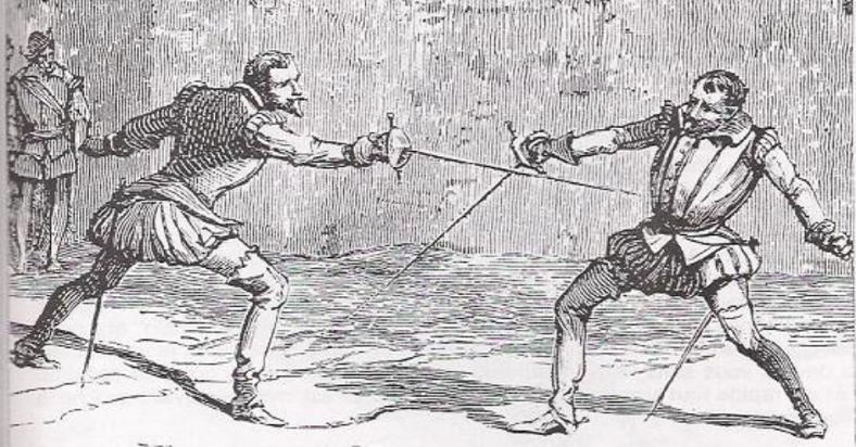 The Duel Image