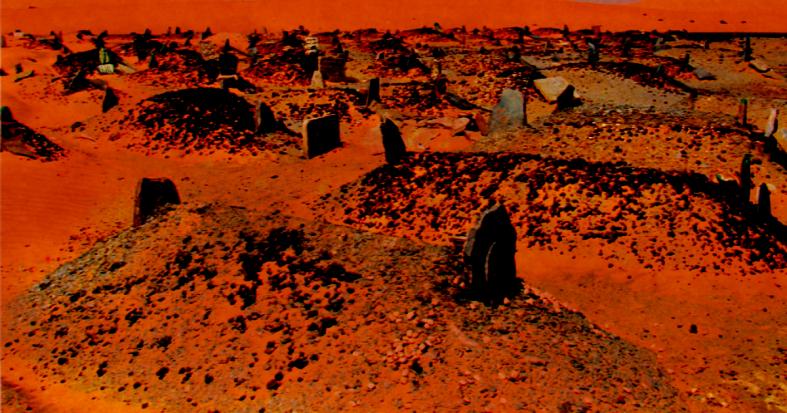 GraveYardMoroccoAltered