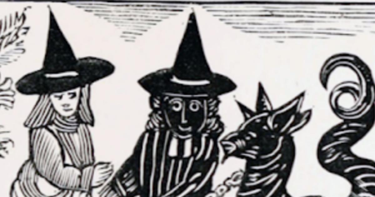John Godfrey Witch