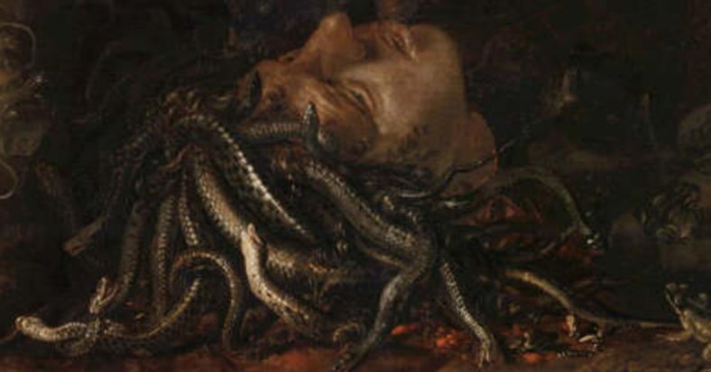 Medusa Leonardo