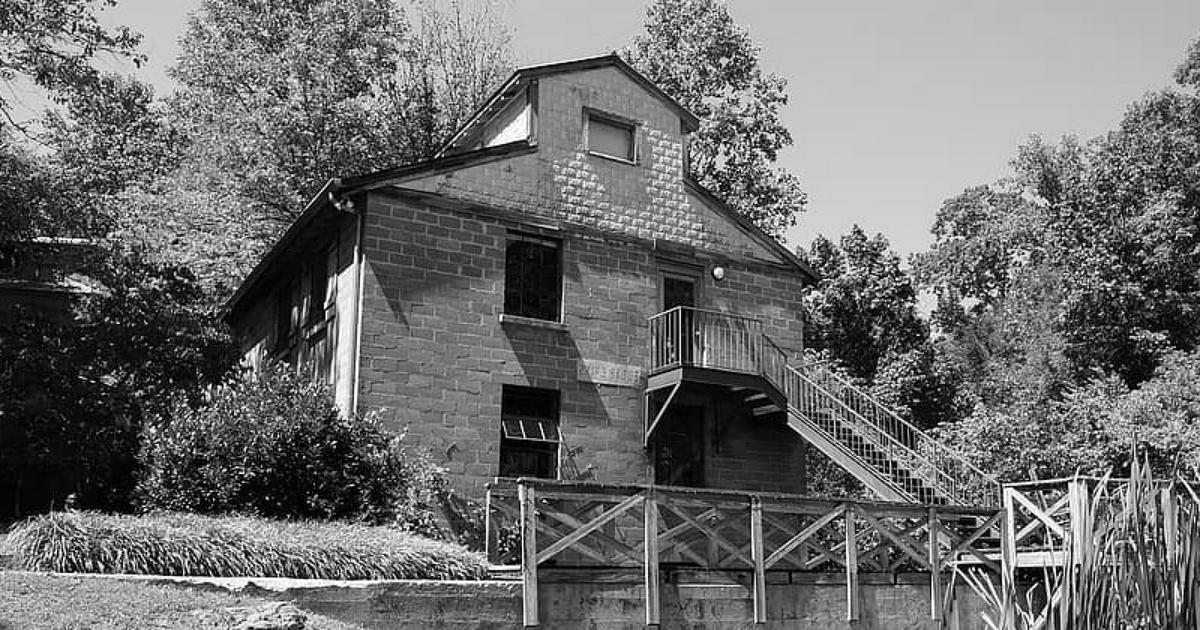 Abandoned House Alabama